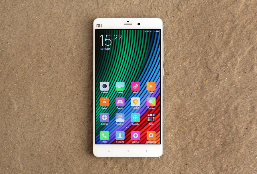 The 9-month-old Xiaomi Mi Note may soon be replaced by its successor as early as next month.